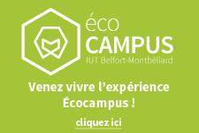 Projet Eco-campus 2020