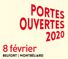 Portes ouvertes 2020 : date et lieu